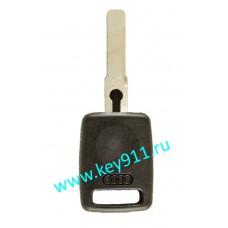 Заготовка ключа Ауди (Audi) | HU66 | под чип
