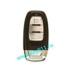 Корпус смарт ключа Ауди (Audi) | 3 кнопки