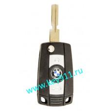 Выкидной ключ для БМВ (BMW) | HU58 | 433MHz Европа | 3 кнопки