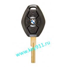 Ключ для БМВ (BMW) | HU58 | PCF7935 | 433MHz | EWS 2, EWS 3, EWS 3+