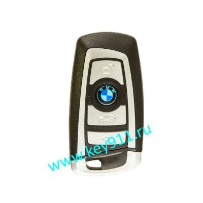 Корпус смарт ключа БМВ F серии (BMW F series) | 4 кнопки
