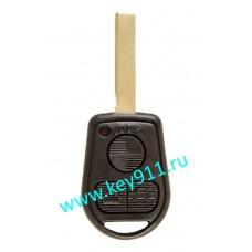 Корпус ключа БМВ (BMW) | HU92 | 3 кнопки