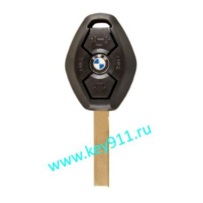 Ключ для БМВ (BMW) | HU92 | PCF7935 | 433MHz | EWS 2, EWS 3, EWS 3+