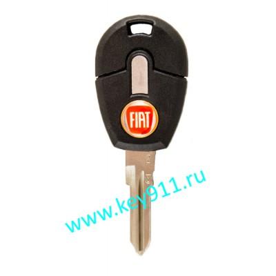 Заготовка ключа Фиат (Fiat)   GT15R   под чип