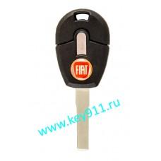 Заготовка ключа Фиат (Fiat) | SIP22 | под чип