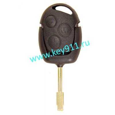 Ключ для Форд (Ford)   FO21   4D63   433MHz   2S6T 15K601AB 8071   5WK4725/8686