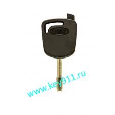 Заготовка ключа Форд (Ford) | FO21 | под чип