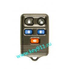 Корпус брелка дистанционного управления Форд (Ford) | 5 кнопок