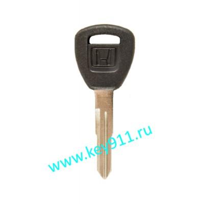 Заготовка ключа Хонда (Honda) | HON58 | под чип