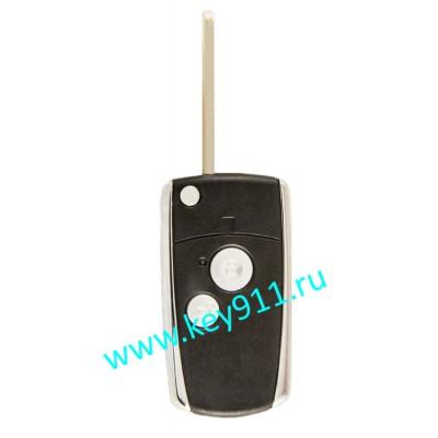 Корпус выкидного ключа Хонда (Honda) | HON66 | 2 кнопки