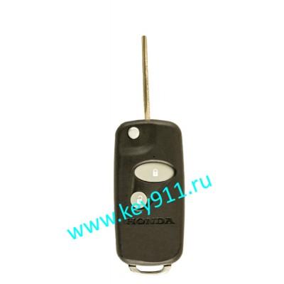 Корпус выкидного ключа Хонда (Honda) | HON58 | 2 кнопки