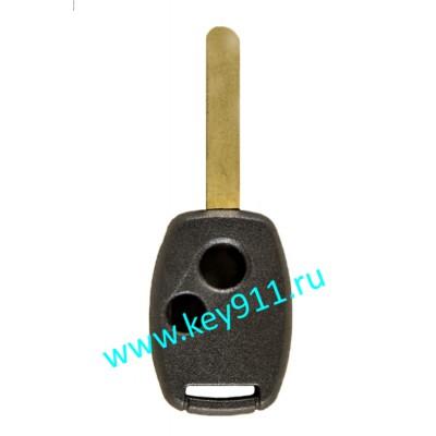 Корпус ключа Хонда (Honda) | HON66 | 2 кнопки