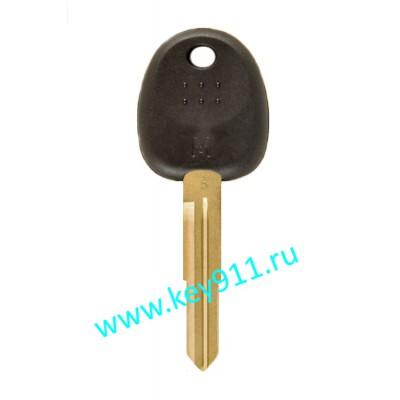 Заготовка ключа Хундай (Hyundai) | HYN8 | под чип