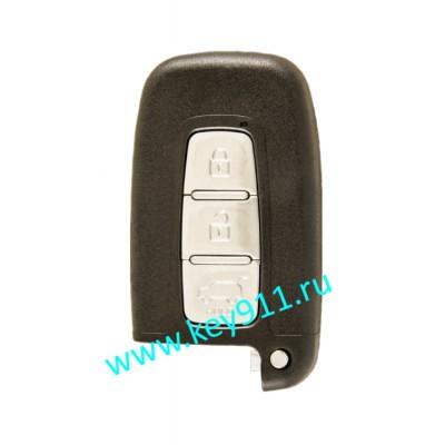 Корпус смарт ключа Киа (Kia)    3 кнопки