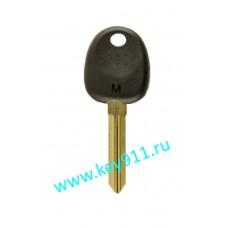 Заготовка ключа Хундай (Hyundai) | HYN14R | под чип