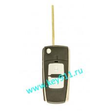 Корпус выкидного ключа Хундай (Hyundai) | HYN6 | 2 кнопки