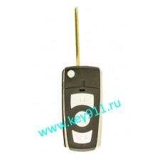 Корпус выкидного ключа Хундай (Hyundai) | HYN14R | 3 кнопки