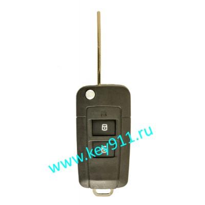 Корпус выкидного ключа Хундай (Hyundai)   HYN6   2 кнопки