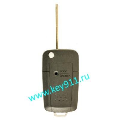 Корпус выкидного ключа Хундай (Hyundai) | HYN6 | 1 кнопка