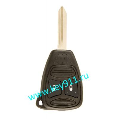 Корпус ключа Джип (Jeep)   Y160   2 кнопки
