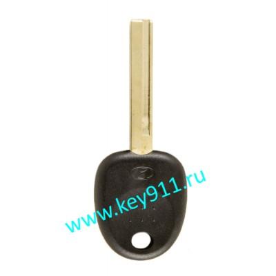 Заготовка ключа Киа (Kia) | HYN17R | под чип