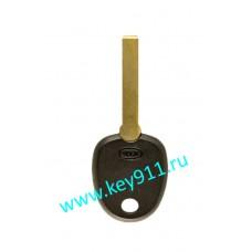 Заготовка ключа Киа (Kia) | HU134 | под чип