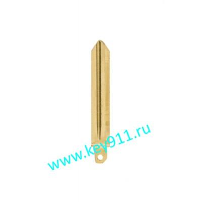 Лезвие выкидного ключа Киа (Kia) | HYN14R