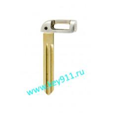 Лезвие вставка для смарт ключа Киа (Kia) | HYN14 left