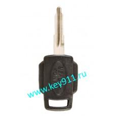 Заготовка ключа Лэнд Ровер (Land Rover) | LF10 | под чип