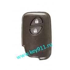 Корпус смарт ключа Лексус (Lexus) | 2 кнопки