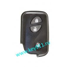 Корпус смарт ключа Лексус (Lexus)   3 кнопки