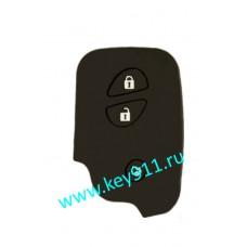 Силиконовый чехол для смарт ключа Лексус (Lexus)   3 кнопки