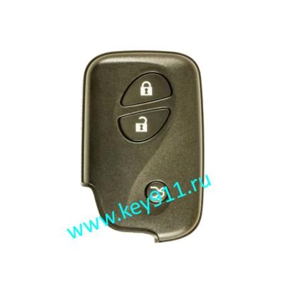 Смарт ключ для Лексус GS300/350/430/460/450H (Lexus GS300/350/430/460/450H)   2006-2008   3 кнопки   MDL B53EA   P1-94   433MHz Европа