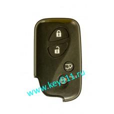 Смарт ключ для Лексус RX270/350/450H (Lexus RX270/350/450H) | 3 кнопки + паника | HYQ14ACX | P1-98 | 315MHz Америка