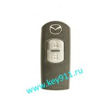 Корпус смарт ключа Мазда (Mazda) | 2 кнопки