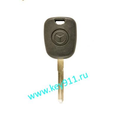 Заготовка ключа Мерседес (Mercedes) | HU64