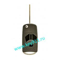 Корпус выкидного ключа Мицубиши (Mitsubishi) |MIT11| 3 кнопки