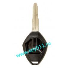 Корпус ключа Мицубиши (Mitsubishi) | MIT11 | 3 кнопки
