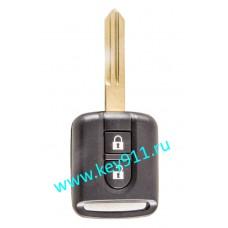 Ключ для Ниссан (Nissan) | NSN14 | PCF7946 | 433MHz