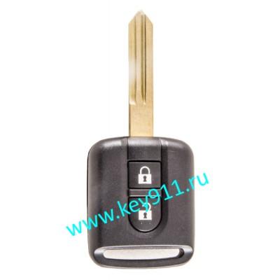 Ключ для Ниссан (Nissan)   NSN14   PCF7946   433MHz