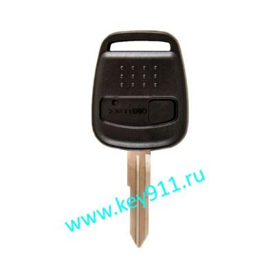Корпус ключа Ниссан (Nissan) | NSN11 | 1 кнопка