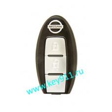 "Интеллектуальный ключ Ниссан Теана J31 (Intelligent key Nissan Teana J31) | без кнопки ""START-STOP"" | 433MHz | 2006 - 2008 | TWB1G652"