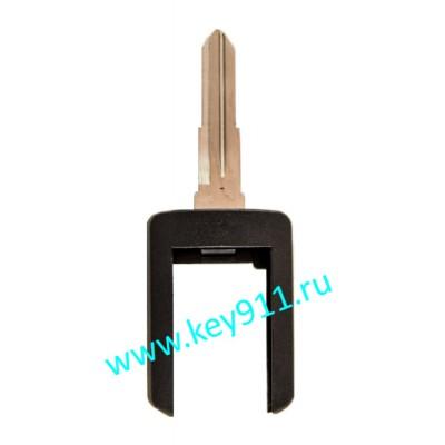 Передняя часть ключа Опель (Opel) | HU46L