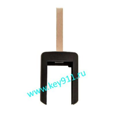 Передняя часть ключа Опель (Opel) | HU100