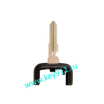 Передняя часть ключа Опель (Opel) | HU46R | Short