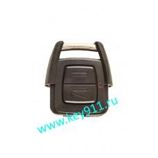Корпус ключа Опель (Opel) | 2 кнопки