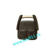 Корпус ключа Опель (Opel) | 3 кнопки