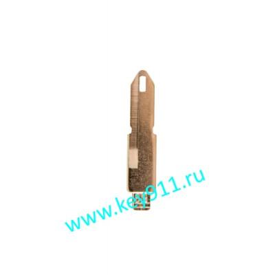 Лезвие выкидного ключа Ситроен (Citroen) | NE73