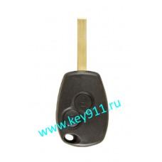 Корпус ключа Рено (Renault) VA2 | 2 кнопки