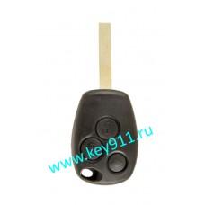 Корпус ключа Рено (Renault) VA2 | 3 кнопки